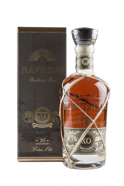 Rum Plantation Barbados X.O. 40% Vol., 20 Anniversary