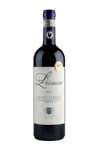 2015 Chianti Classico DOCG 14,5% Vol., Lornano, Italien