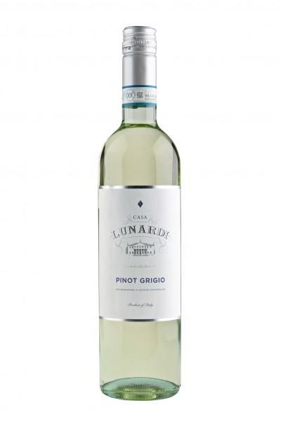 2018 Pinot Grigio DOC 12,0% Vol., Lunardi, Venezien, Italien