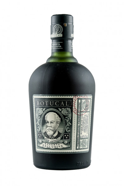 Botucal Reserva Exclusiva Rum 40% Vol., Ron Diplomatico