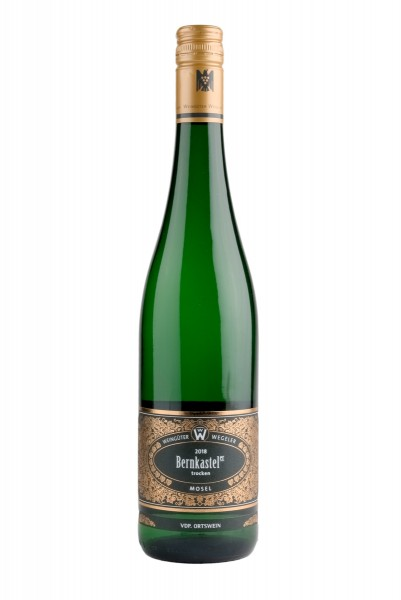 2018 Bernkastel Riesling trocken 12,5% Vol., Weingut Wegeler, Mosel