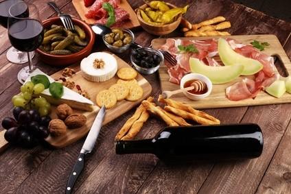 Italienische Weinprobe 14. August 2020 - Eintrittskarte