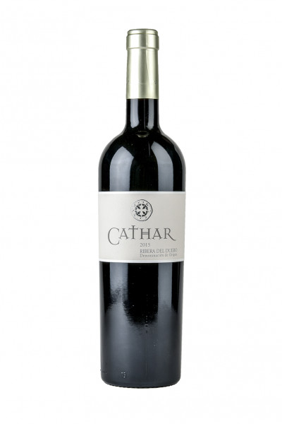 2015 Cathar DO Ribera del Duero 14,0% Vol., Bodegas Abanico