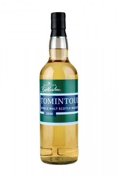 2006 Tomintoul Single Malt Whisky, 43,00% Vol.