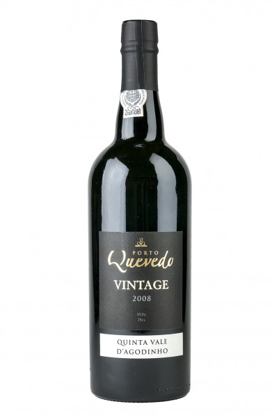 Portwein 2008 Vintage Port 19,5% Vol., Quevedo