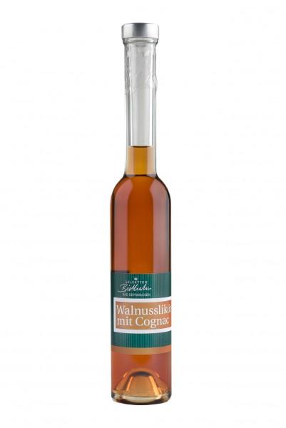 "Walnusslikör mit Cognac 28% Vol. ""Selektion Biethahn"" 0,20l"