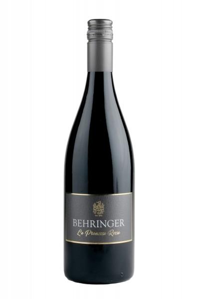 2016 La Promessa Rossa 13,0% Vol., Weingut Behringer, Baden
