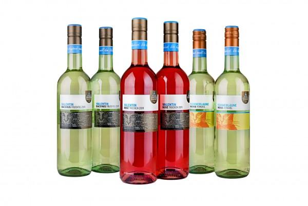 So schmeckt der Frühling - Wein-Paket