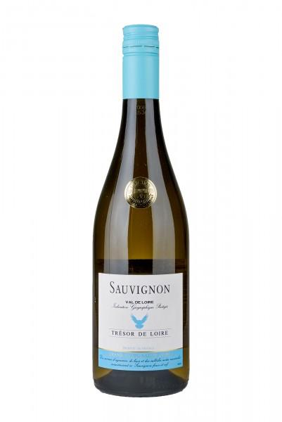 2019 Sauvignon Blanc IGP trocken 12,00% Vol., Tresor de Loire, Frankreich
