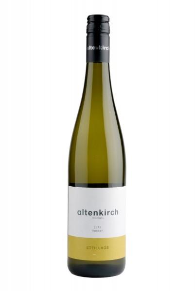 2018 Riesling -Steillage DQ trocken 12,5% Vol., Weingut Altenkirch, Rheingau