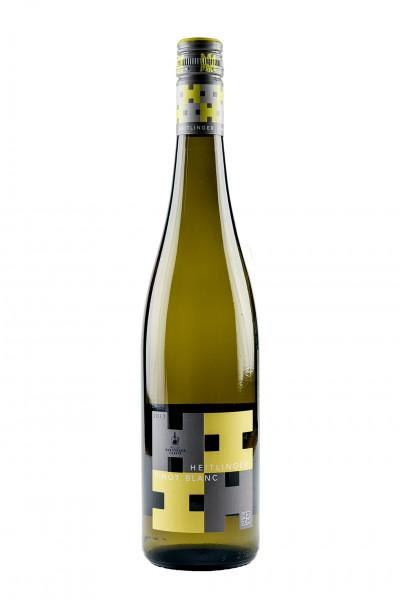 2017 Pinot Blanc DQ trocken 12% Vol., Weingut Heitlinger, Baden
