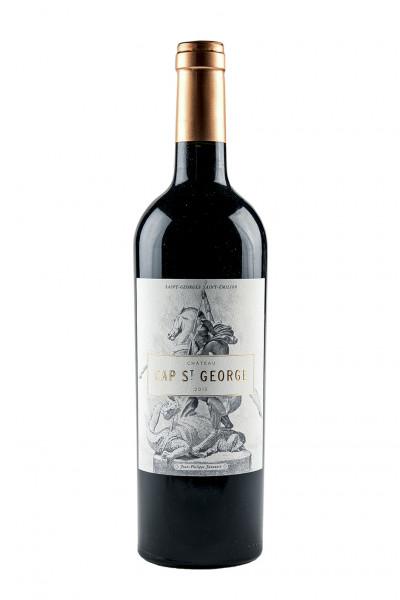 2015 Chaetau Cap St. George AC 14,5% Vol., Saint Georges - Saint Emilion