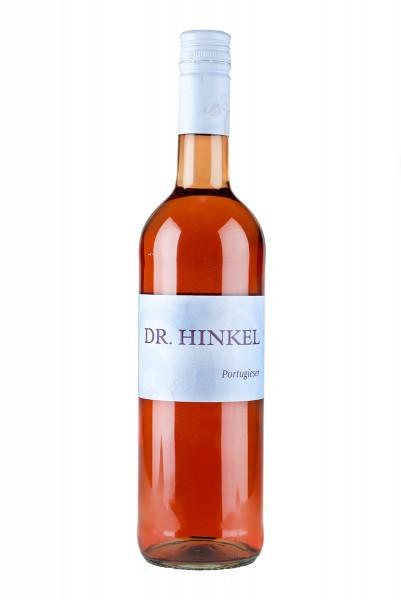 2019 Portugieser Weißherbst DQ mild, 10,00% Vol., Weingut Dr. Hinkel, Rheinhessen