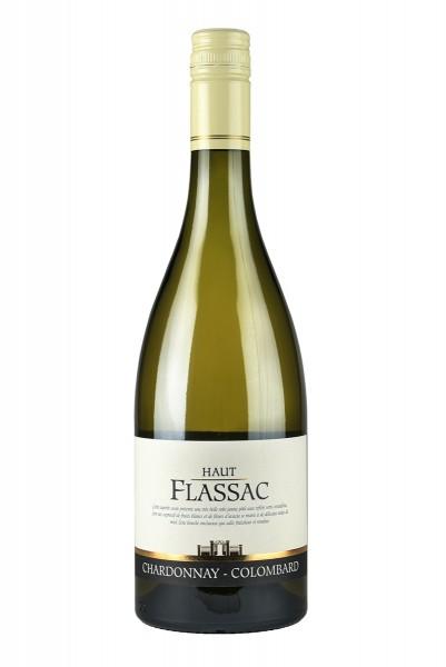 2019 Haut Flassac Blanc IGP 13,00% Vol., Chardonnay - Colombard, Frankreich