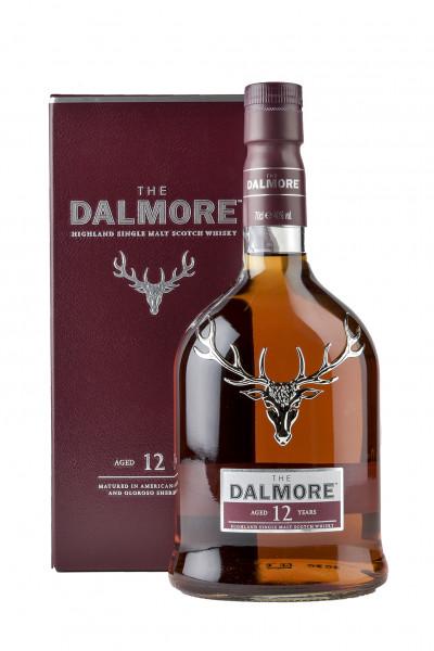 The Dalmore 12YO Single Malt Whisky 40% Vol.