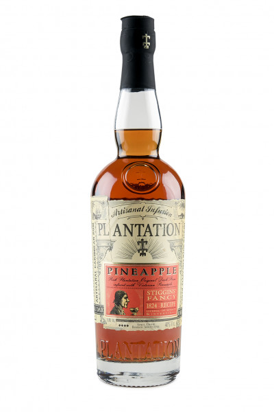 Rum Plantation Pineapple Limited Stiggin's Fancy 40% Vol.