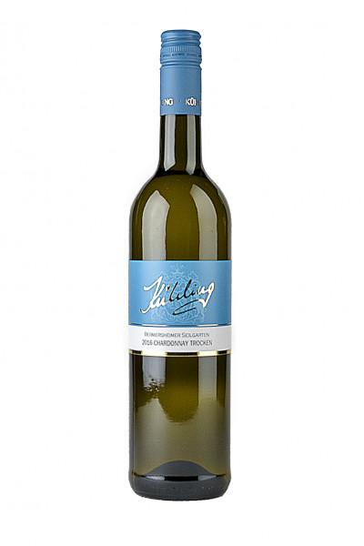2018 Chardonnay DQ trocken, Bermersheimer Seilgarten 13% Vol., Weingut Kühling, Rheinhessen