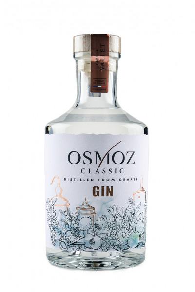 Ozmoz Classic Gin 43% Vol., Familie Vallet