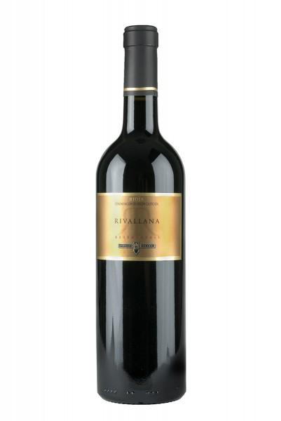 2015 Rioja Rivallana Reserva DOC, 14,00% Vol., Bodega Ondarre, Spanien