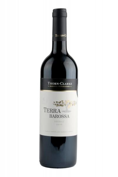 2016 Shiraz Terra Barossa 14,5% Vol. Thorn-Clark Australien