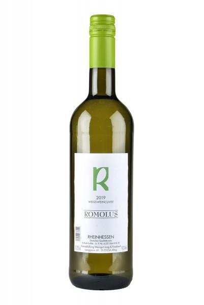 2020 Romolus Weißweincuveé mild 9,50% Vol.
