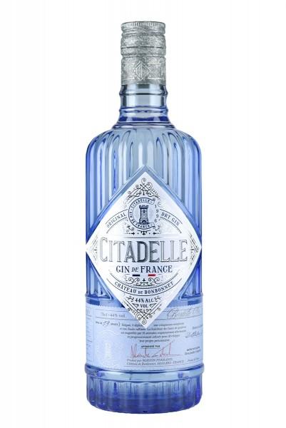 Gin Citadelle, Dry Gin, 44% Vol., Frankreich