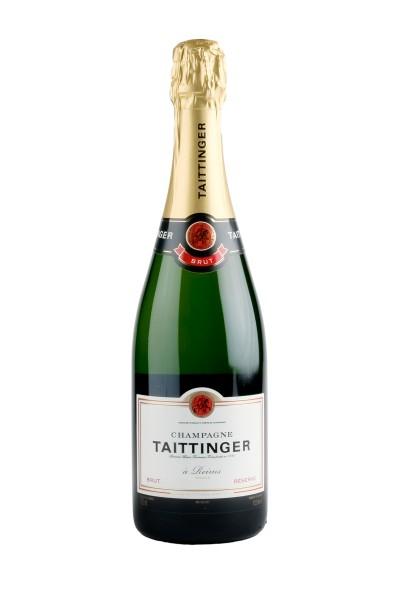 Taittinger Champagner Brut Reserve 12,5% Vol., Champagne, Frankreich