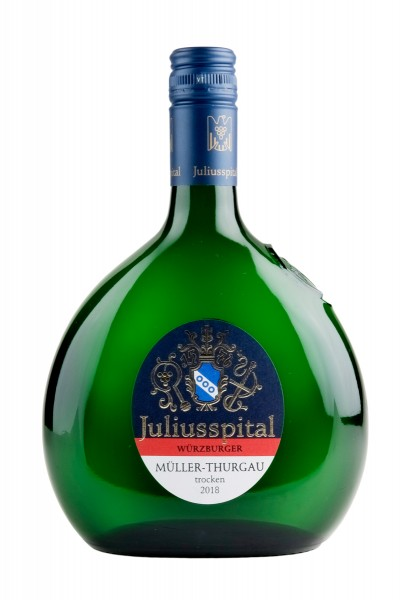 2018 Müller-Thurgau DQ trocken 12,5% Vol. BB, Weingut Juliusspital, Franken