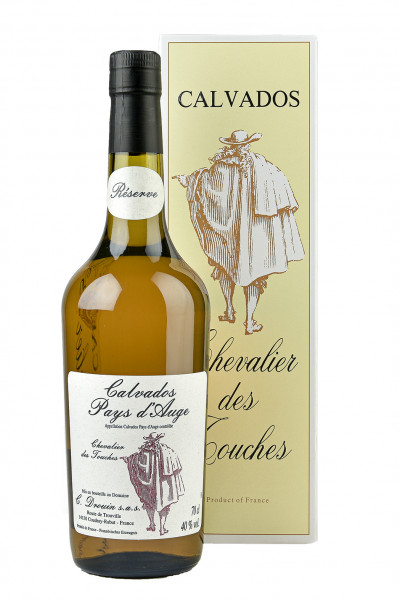 Calvados Reserve Pays d' Auge 40% Vol.