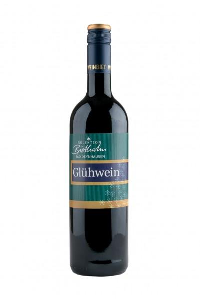 "Bad Oeynhausener Glühwein rot 12,0% Vol., ""Selektion Biethahn"""