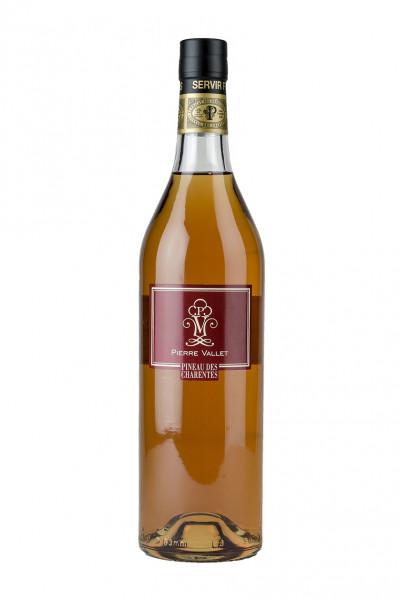 Pineau des Charentes 17% Vol., PIerre Vallet