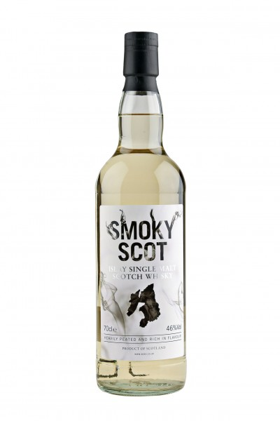 Smoky Cut - Islay Single Malt Whisky 46,0% Vol.
