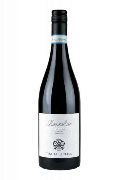 2019 Bardolino DOP, 12,00% Vol., Tenuta la Presa, Itallien