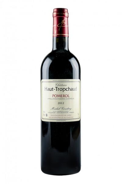 2012 Pomerol AC Michel Coudroy 14% Vol., Vin de Bordeaux, Chateau Haut- Tropchaud