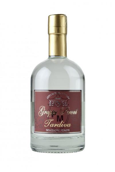 Grappa Peroni Tardiva 42% Vol., Distillerie Peroni Maddalena