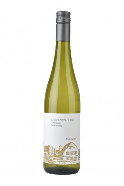 2016 Sauvignon Blanc - Sonnenberg DQ trocken 12,0% Vol., Weingut Rudi Rüttger