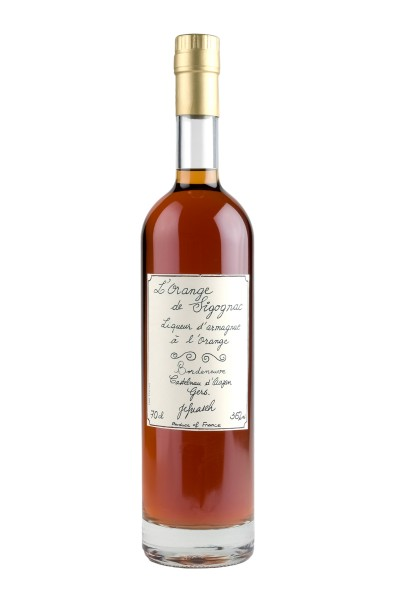 L'Orange de Sigognac - Armagnac 36,0% Vol.
