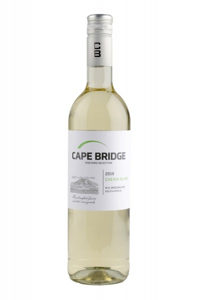 2019 Chenin Blanc 12,5% Vol., Cape Bridge, Bredekloof, Südafrika
