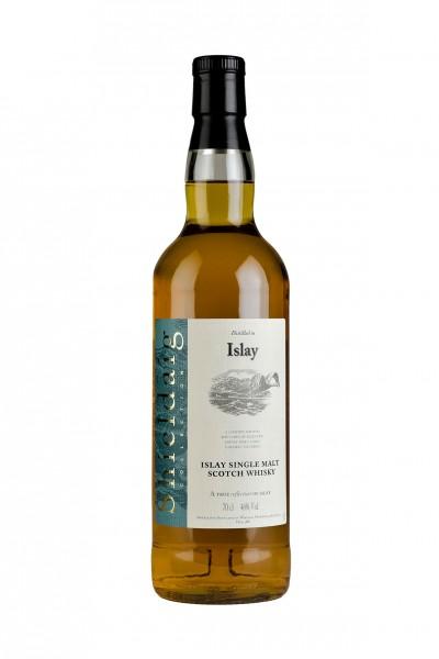 Shieldaig unchil-filtered Single Malt Whisky, 46,00% Vol