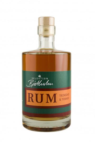 """RUM Trinidad 40% Vol. """"Selektion Biethahn"""" 0,50l"""