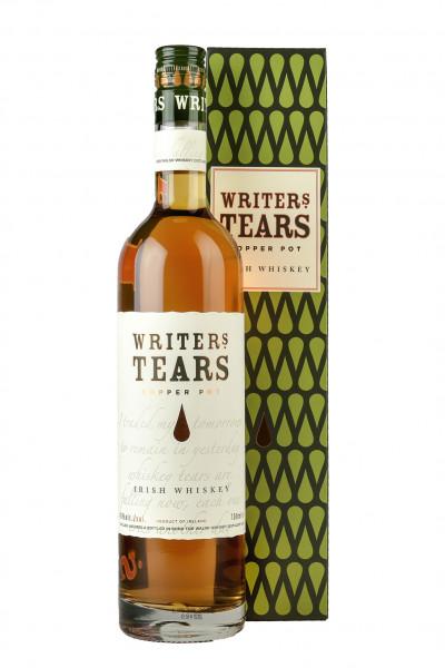 Writers Tears Whiskey Pott Still Blend 40% Vol.