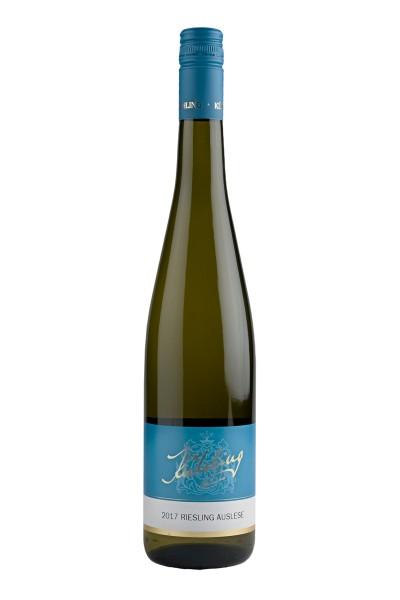 2017 Riesling Auslese DQ edelsüß 8,0% Vol., Weingut Kühling, Rheinhessen