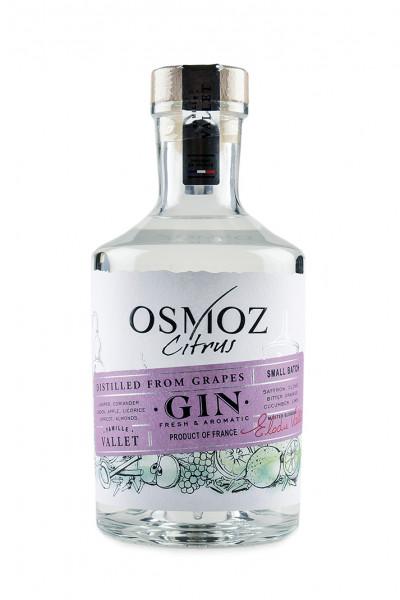 Osmoz Citrus GIN 46% Vol., Familie Vallet