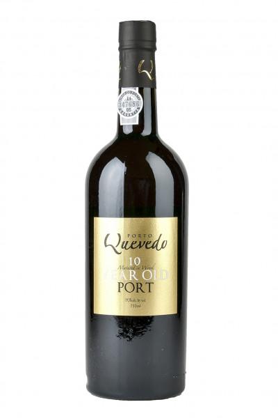 "Portwein ""Port"" 10 Jahre alt 19,5% Vol., Quevedo"