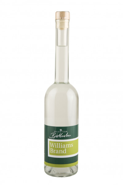"Williams-Brand 40% Vol. ""Selektion Biethahn"" 0,50l"