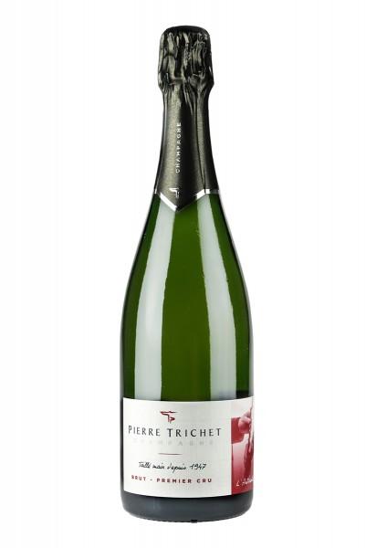 Champagne Pierre Trichet Brut, Premier Cru, L'Authentic, Frankreich