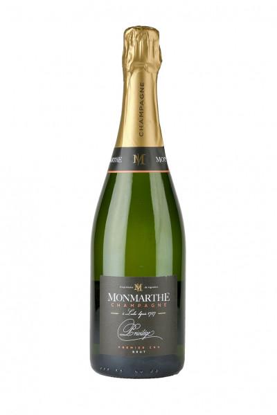 Champagner 1er Cru Brut - Privilege 12,0% Vol., Monmarthe - Champagne
