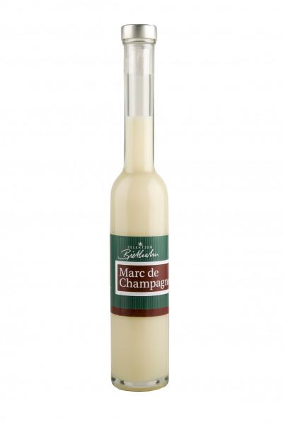 "Marc de Champagner - Likör 18% Vol. ""Selektion Biethahn"" 0,20l"