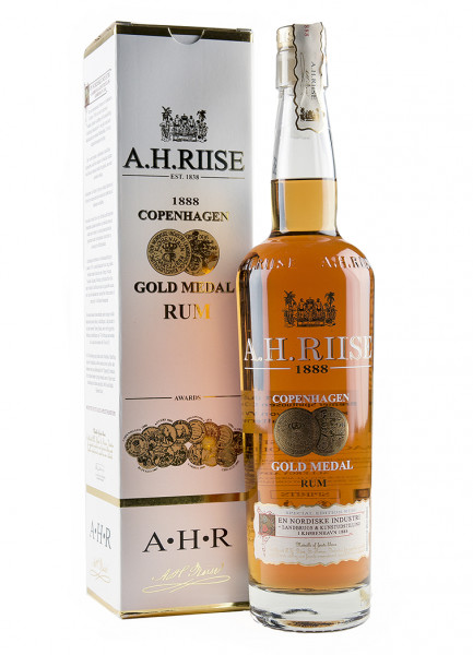 Riise 1888 Gold Medal Rum 405 Vol.