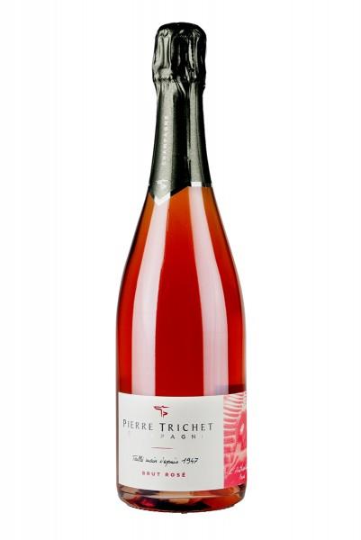 Champagne Pierre Trichet Brut Rosé L'Authentique, Frankreich